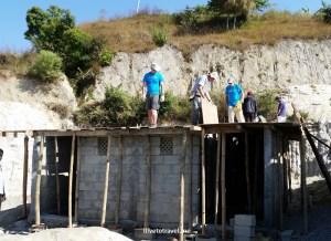construction, Kumari, Nepal, school, voluntourism, Trekking for Kids