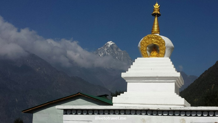 stupa, Buddhism, stupa, Himalayas, Everest trek, Nepal, travel, outdoors, faith, religion