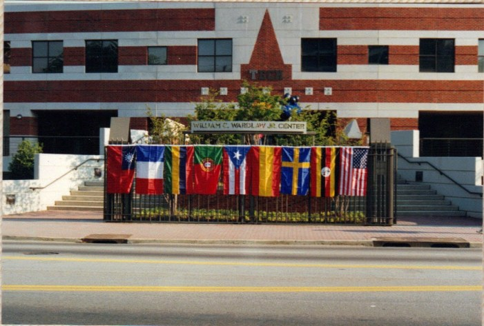 Olympics, Atlanta, bid, Georgia Tech, Georgia Tech Olympic Coalition, welcome