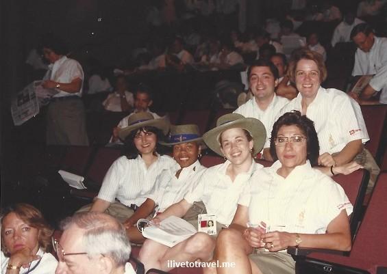 Atlanta, Olympics, 1996 Games, volunteer, Envoy