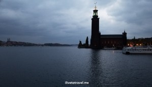 Stockholm's City Hall – Great Vantage Point
