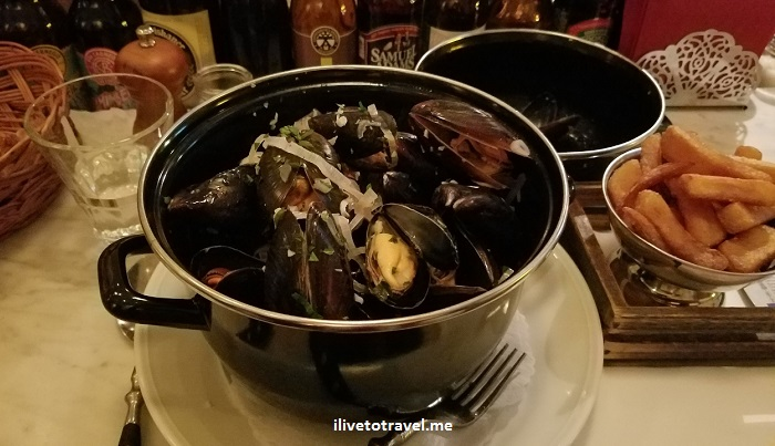 food, mussels, Stockholm, Sweden, travel, explore