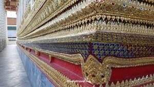 Wat Arun, Bangkok, Thailand, temple, Asia, travel, photo, explore, Samsung Galaxy, mosaic