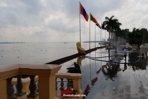 Cambodia, Phnom Penh, Mekong River, fishermen, black and white, photo, travel, adventure, Samsung Galaxy S7