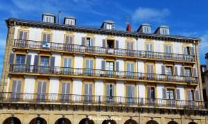 Plaza Constitucion, La Concha, beach, San Sebastian, Donostia, Euskadi, Basque, Spain, España, travel, viaje, exploring, photo
