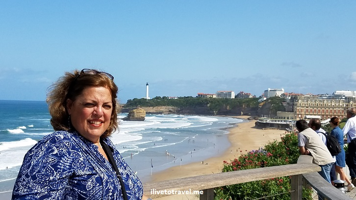Biarritz, France, casino, Grand Plage, playa, beach,, travel, photo, francia, euskadi