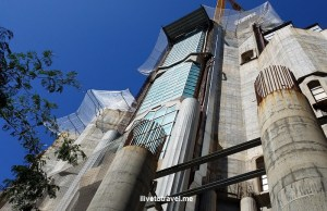 Barcelona, La Sagrada Familia, basilica, iglesia, church, Catholic, spire, Spain, Catalunya, Espana, Glory façade