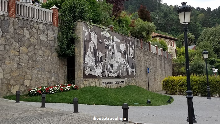Guernica, Spanish Civil War, Basque, Spain, Gernika, bombing