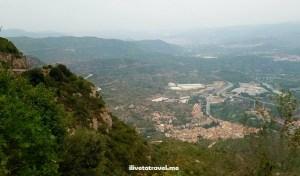 Montserrat, Montserrate, Spain, Cataluña, Catalan, catholic, Cremallera, mountain, travel, view, vista
