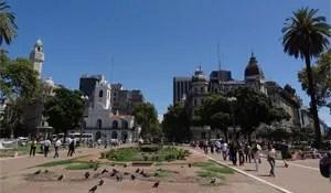 Travel Photos: Plaza de Mayo – Buenos Aires