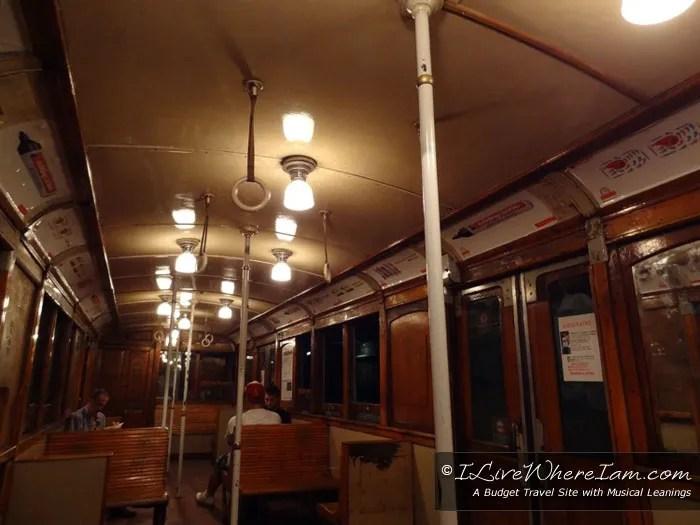 Linea A Subway Car 2