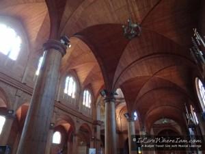 Interior - Church of San Francisco