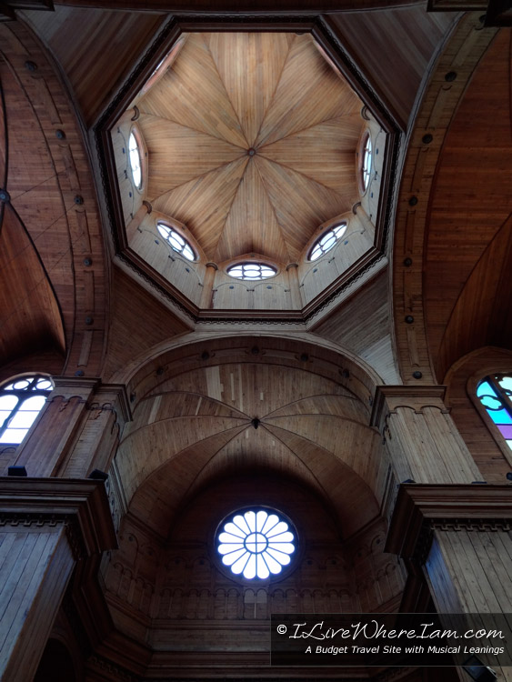 Interior Ceiling & Dome