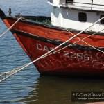 Boat in Castro