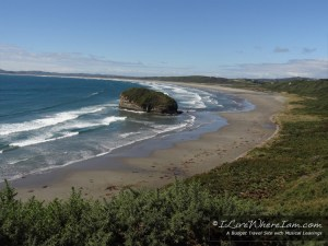 Northern Beach on Chiloe