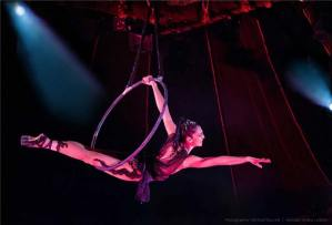 Teatro Zinzanni - Photographer: Michael Doucett | Aerialist: Ariana Lallone