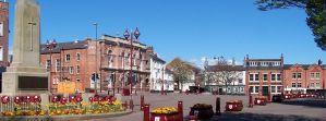 Ilkeston Town Centre