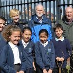 Maggie marks Queen's Birthday with Tree Planting Ceremony