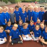 Mini Games sessions run by Erewash School Sport Partnership