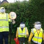 Theft of Scarecrow from Village