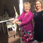 Maggie Declares New Shop Open For Business