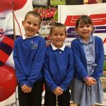 Local primary schools take part in sporting push