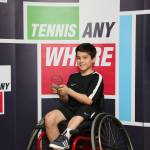 Kirk Hallam Community Academy student wins national wheelchair tennis title