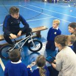 Balance bike festivals organised by Erewash School Sport Partnership