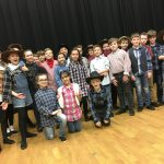 Dance festival organised by Erewash School Sport Partnership