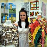 Ormiston Ilkeston EA students display their artwork at end of year exhibition