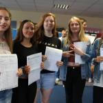 Friesland School is celebrating some excellent GCSE results