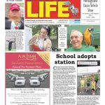The August paper is out.  Lots of local stories, pictures, letters, nostalgia, s…