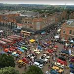 Next Sunday…..Ilkeston Heritage and Classic Vehicle show…..Ilkeston Market P…