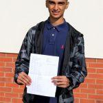 Students at Ormiston Ilkeston Enterprise Academy celebrated picking up their GCS…