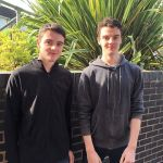 Twins from Saint John Houghton Catholic Voluntary have achieved almost identical…