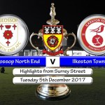 Watch Ilkeston Town's great Derbyshire Senior Cup win at Glossop.  Glossop are t…