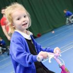 Nearly 300 primary pupils took their first steps on the road to learning how to …