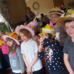 The Cedars and Larches care home in Ilkeston has held its own Easter bonnet para…