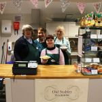 Could you be tea room volunteer?…
