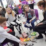 Students at Ormiston Ilkeston Enterprise Academy were urged to consider how thei…