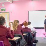 Serving prisoners visited Saint John Houghton Catholic Voluntary Academy to talk…