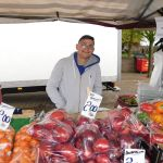 Market DayThe sun is out for market day in Ilkeston today. …