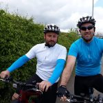 Wheels are turning for charity…