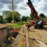 Volunteers Join Forces For Canal Lock Restoration…