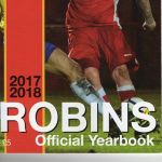 Ilkeston Town FC Official Yearbook is out, price £5.  Contains everything a Robi…