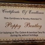 Poppy  Bentley,  a year 9 student  at  Kirk Hallam Community Academy,  has given…