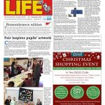 Ilkeston Life November issue will be out on Friday 26th October…..