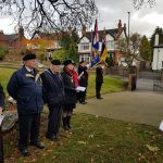 Remembrance service at Stanton Road CemeteryA beautiful service yesterday at the…