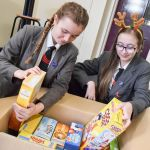 Students and staff at Ormiston Ilkeston Enterprise Academy donated dozens of ite…