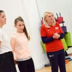 Cycling, Pilates, dance and HIIT training were on offer to students who attended…
